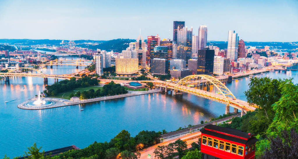 Business loans in Pittsburgh, PA